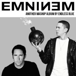 EMNINEM: Eminem vs. Nine Inch Nails in new Endless Blue mashup album